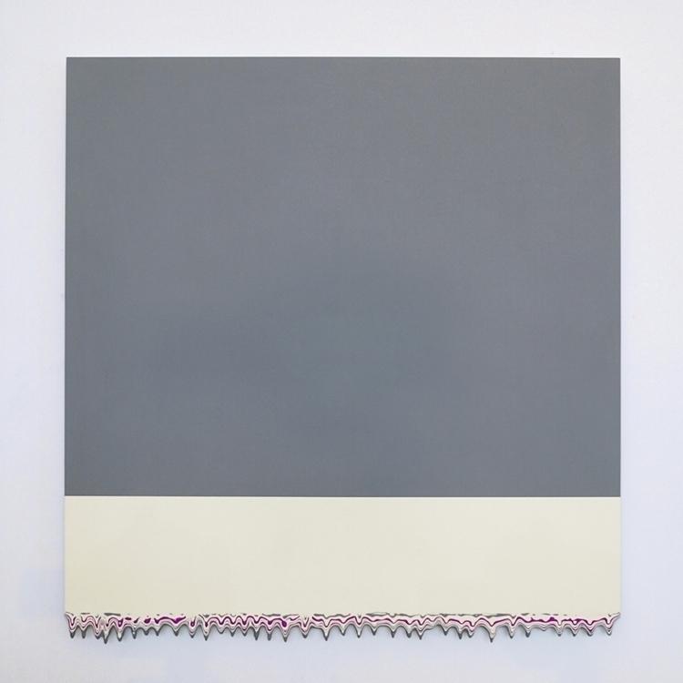 Scape 2016_2, acrylic aluminium - michaelcraik | ello