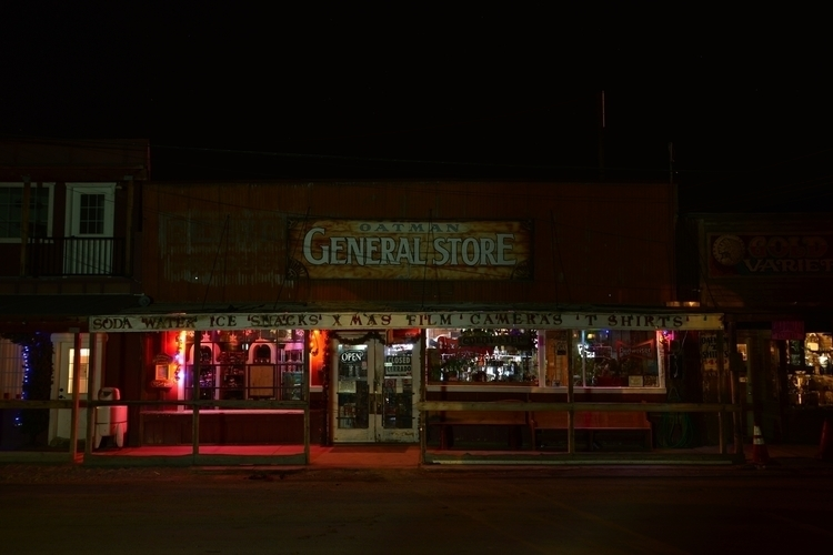 Oatman General Store, Oatman, A - georgerocheleau | ello
