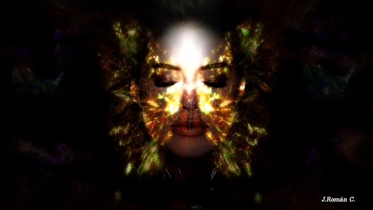 Soul - Photomanipulation, Surreal - toxicfashionist | ello