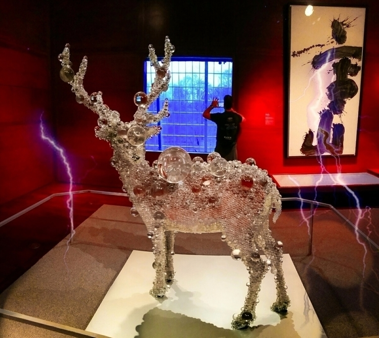 actual petrified deer glass bub - markus_5 | ello