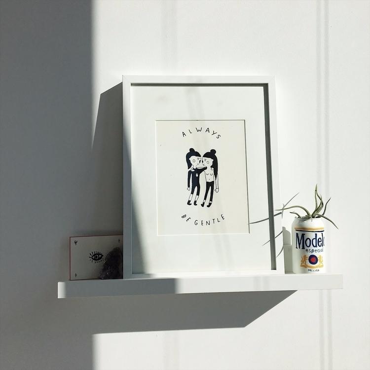 house art - prints, silkscreen, interior - isyoursco | ello