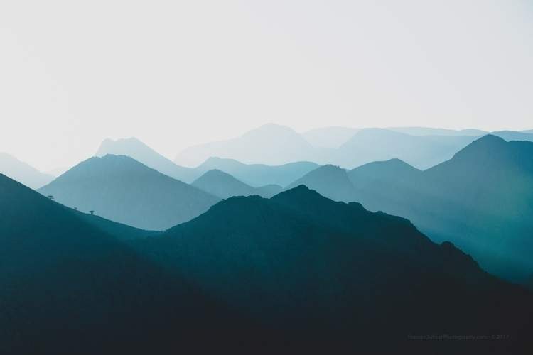 Mountains Musandam (Sultanat Om - francisdufour | ello