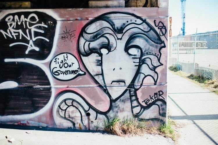 Street art shipyard St. outer-s - jonathonreed   ello