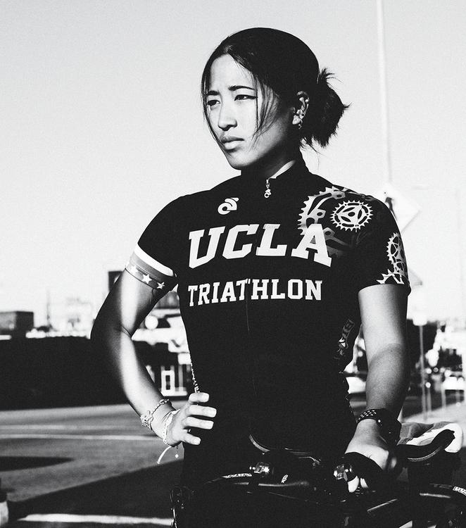 HAPPENING Nako Nakatsuka struck - bikelove | ello