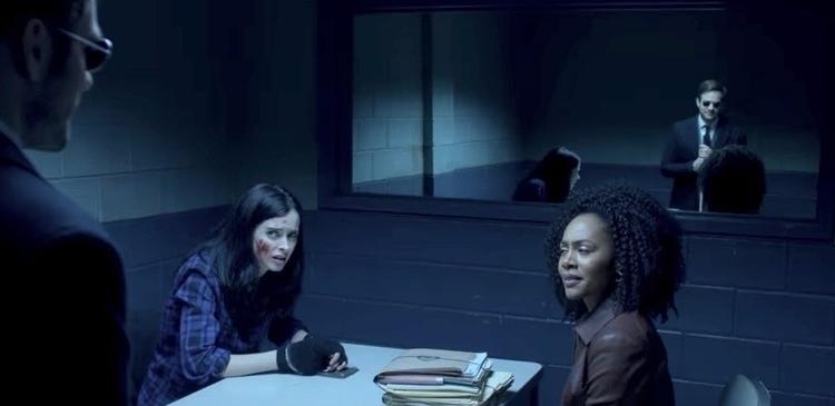 Defenders' Netflix trailer, dis - bonniegrrl | ello