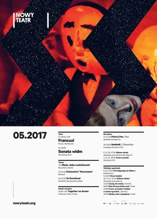 Nowy Teatr - type2, nowyteatr, warszawa - type2_design | ello
