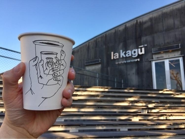 Coffeeseption. La Kagū Tokyo - coffee - waygaijin | ello