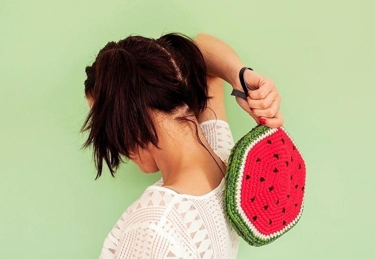 Watermelon clutch - ameskeria - ameskeria | ello