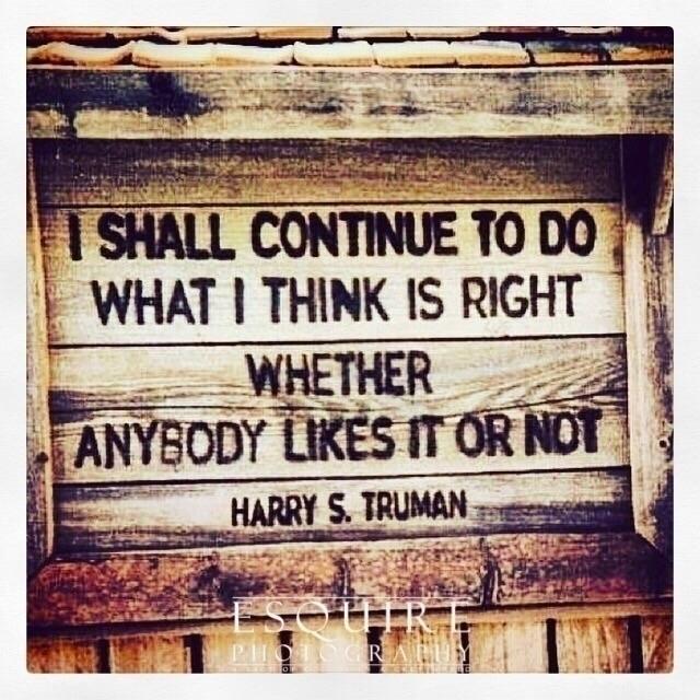continue likes Harry Truman - besomebody - esquirephotography | ello