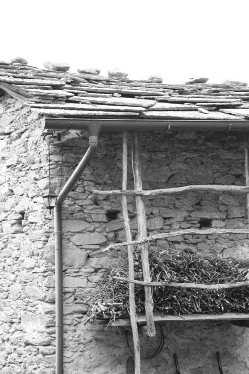 Small Italian village Monte Vis - madeinpao | ello