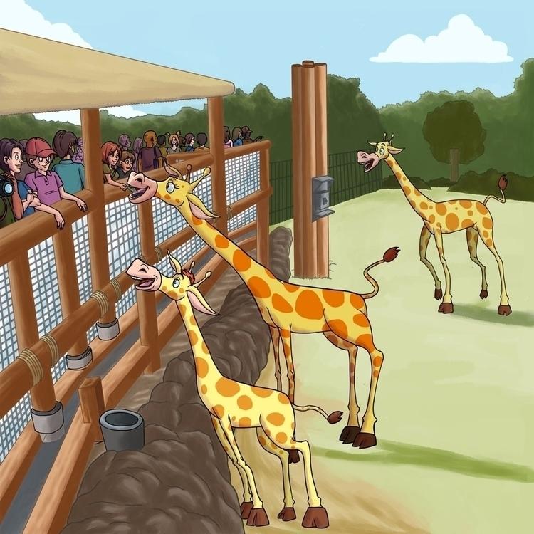 illustrations illustrated book  - fdrawer   ello