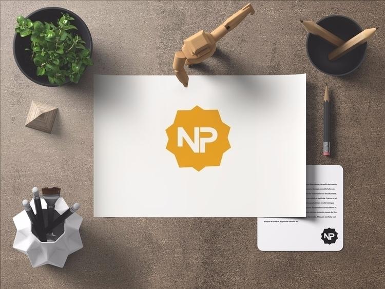 Simple personal branding design - edwvillaherrera   ello