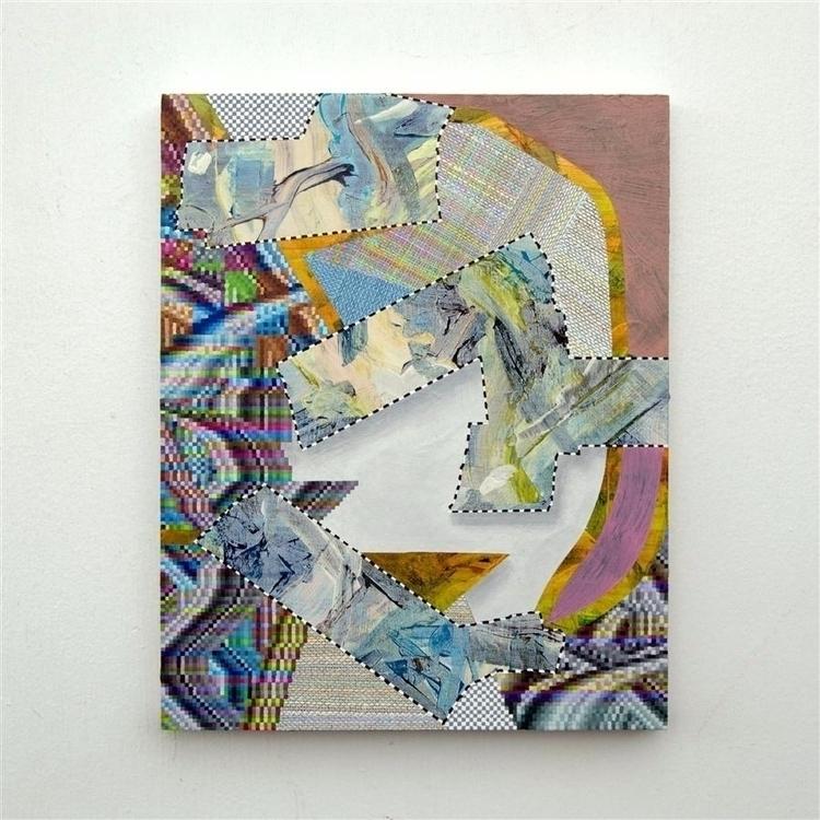 piece hand-painted acrylic. Mar - markstebbins | ello