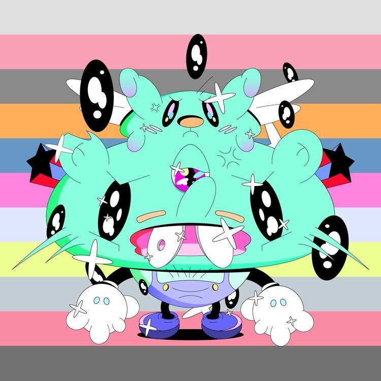 Ruph - tokyo, kawaii, chibi, illustration - natekogan | ello