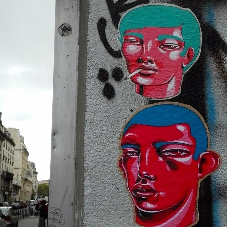 Street art Paris 10 - zeldabomba | ello