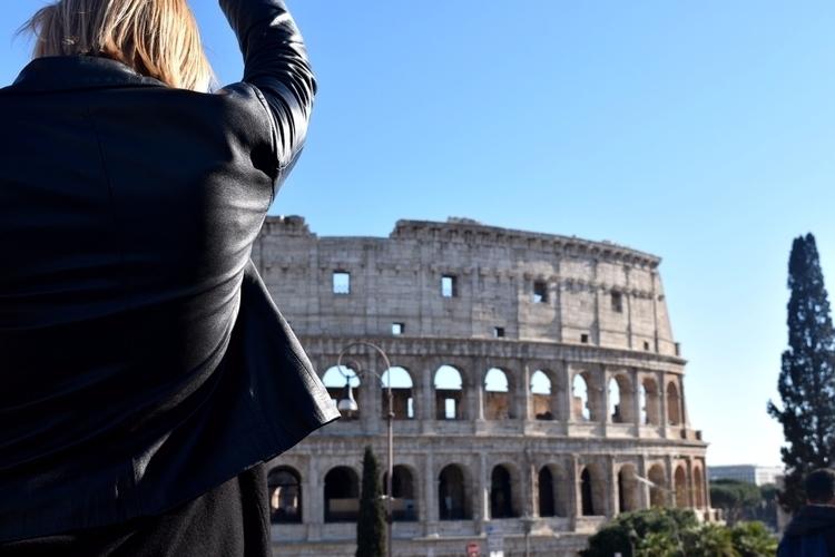 Rome, colosseum, colosseo, italia - mishanich | ello