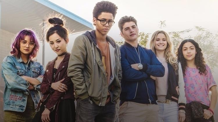 Marvel releases cast image Runa - bonniegrrl | ello