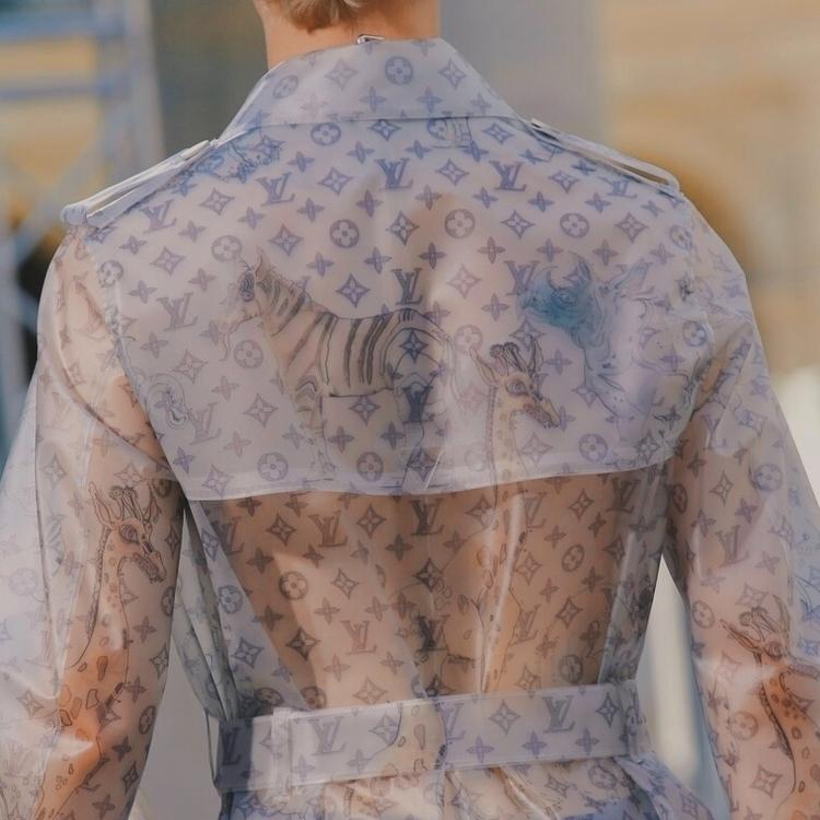 Louis Vuitton 2017 Menswear Kim - modernism_is_crap | ello