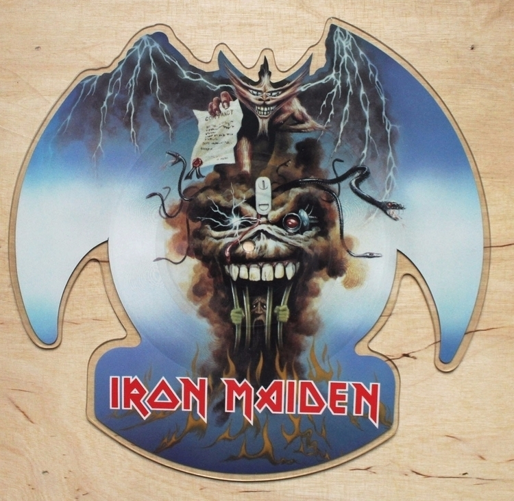 Maiden. irons! View pics - vinyl - 12inch | ello
