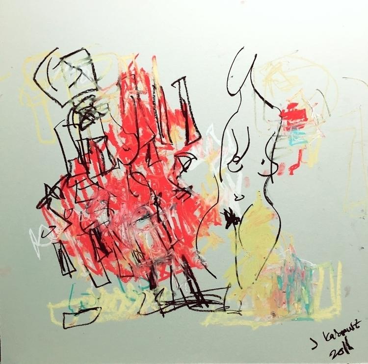 art - jkalamarz | ello