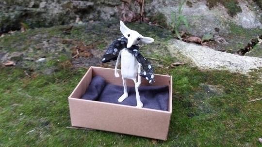 Snowfox box - jedsevard | ello