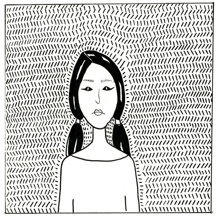 Black 2 - illustration, illustrator - nigli   ello