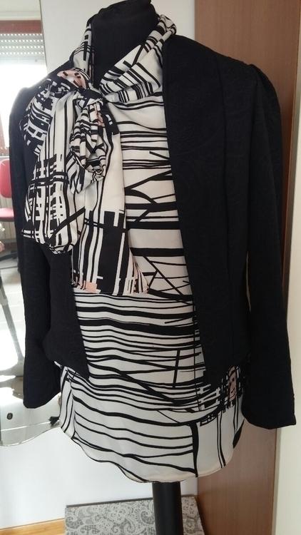 camicietta, giacchina, fiocco - arteacolori | ello