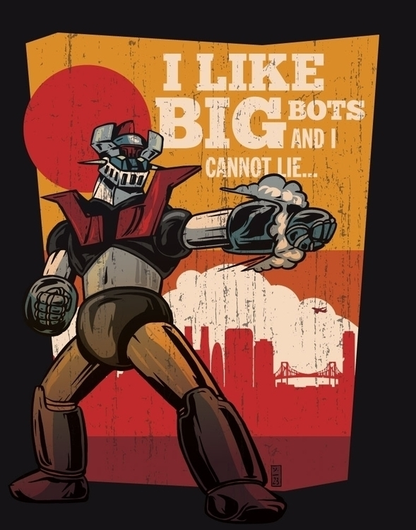 Big Bots Merch - thomcat23 | ello