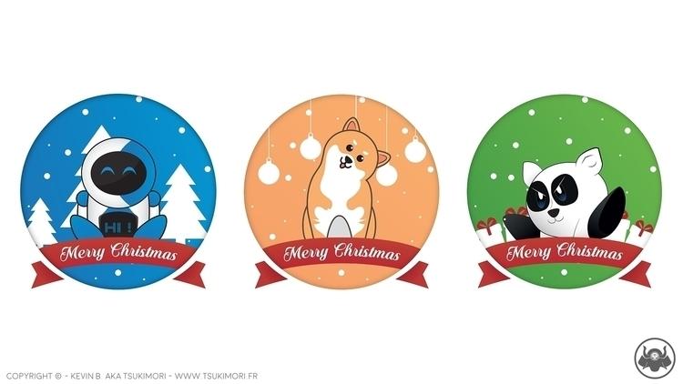 Merry Christmas 2016, created i - tsukimori | ello