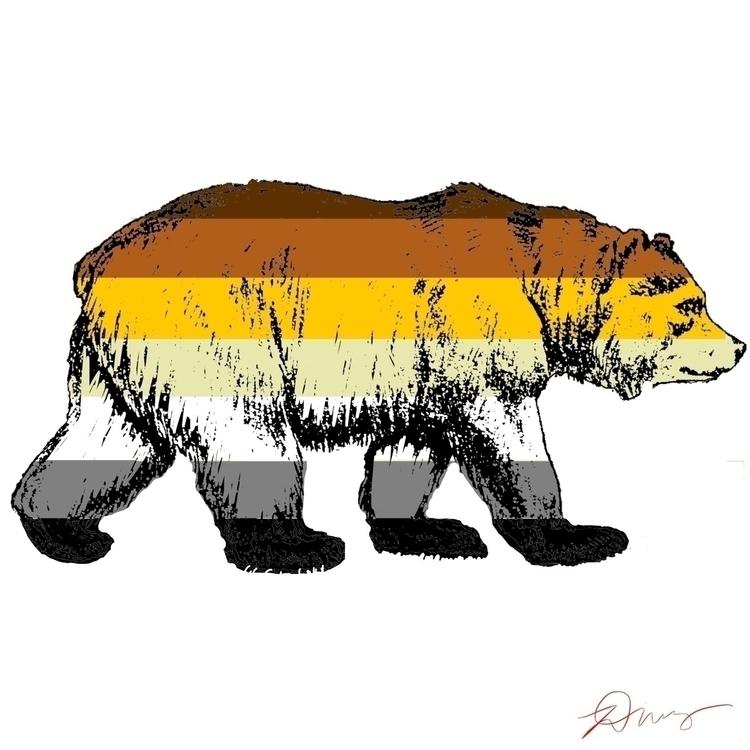 Big Sexy Bear - nicholasconlon | ello
