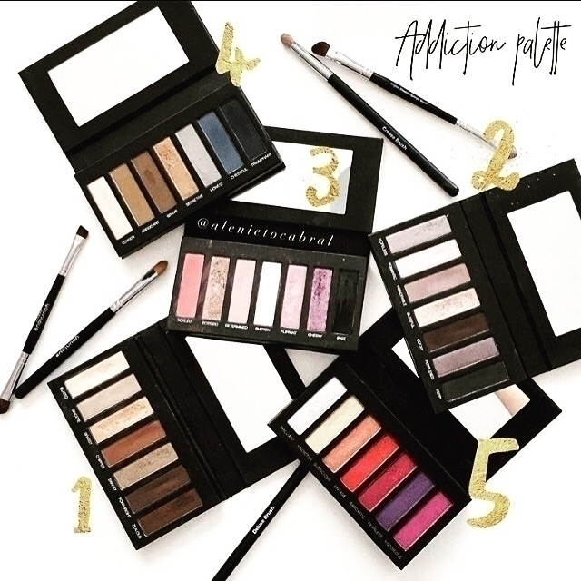 Addiction Palette favorite - kaitlynmichele | ello