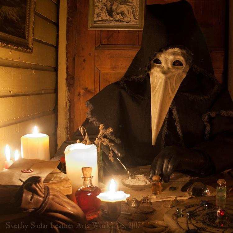 Plague Raven Mask Universe Doct - svetliysudarworkshop | ello