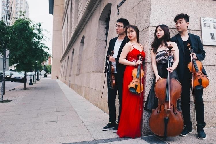 Vivace Quartet (apparently shoo - halfcadence | ello