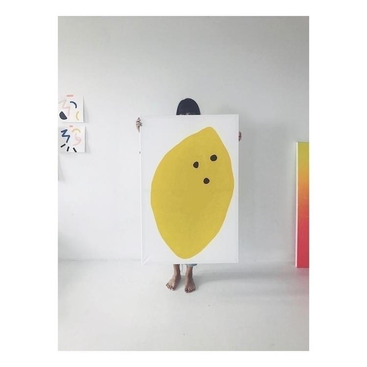 Masi Lemon canvas - masilemon - enricamasi | ello