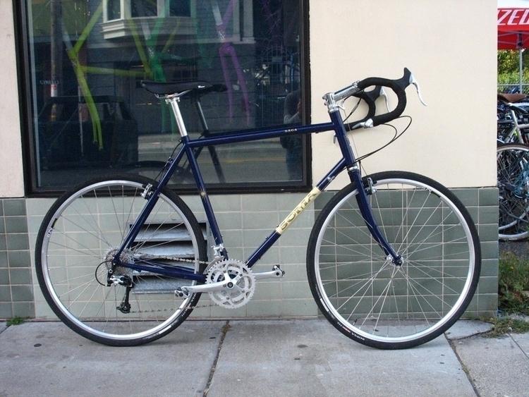 Soma Saga 700c Touring Bike - somafab   ello