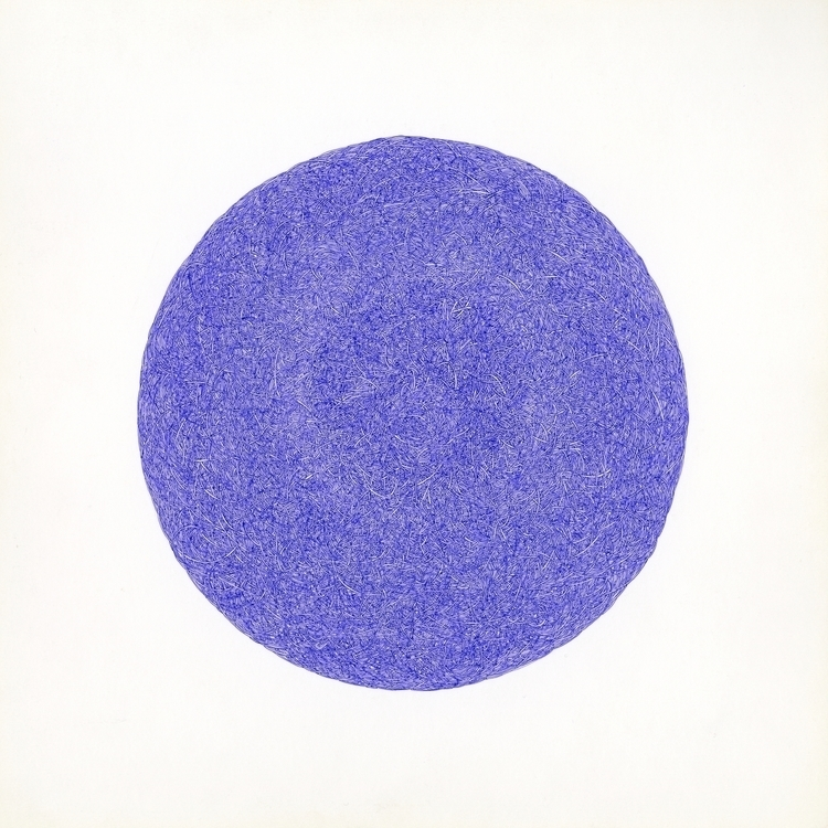 CIRCLE 6 ink paper, 30cm 30cm,  - slowcube | ello