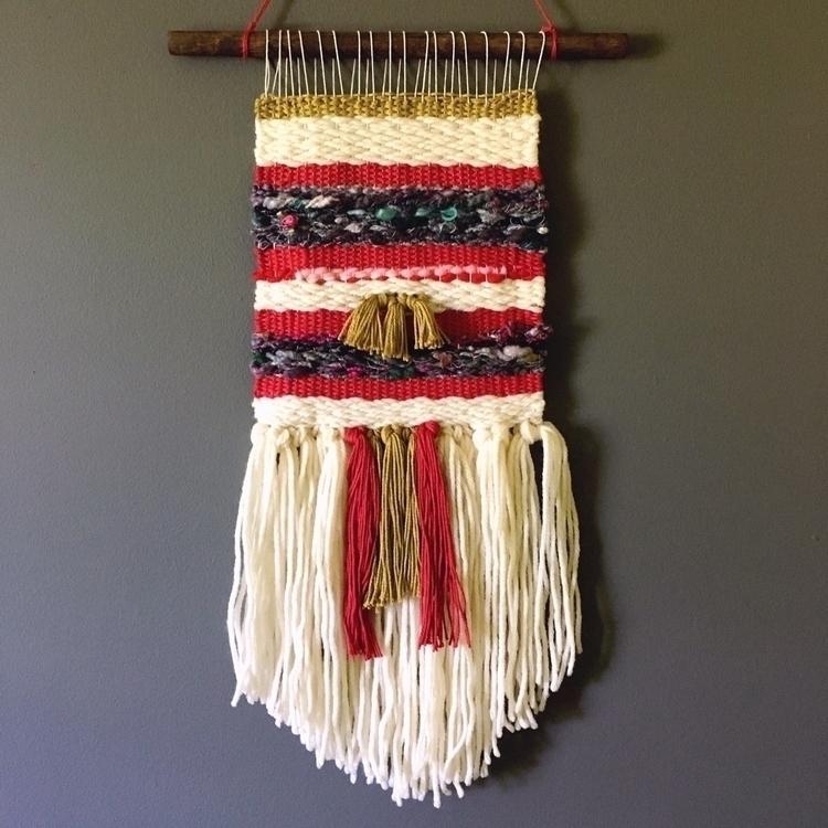 latest woven works. updating sh - amandajfrench | ello