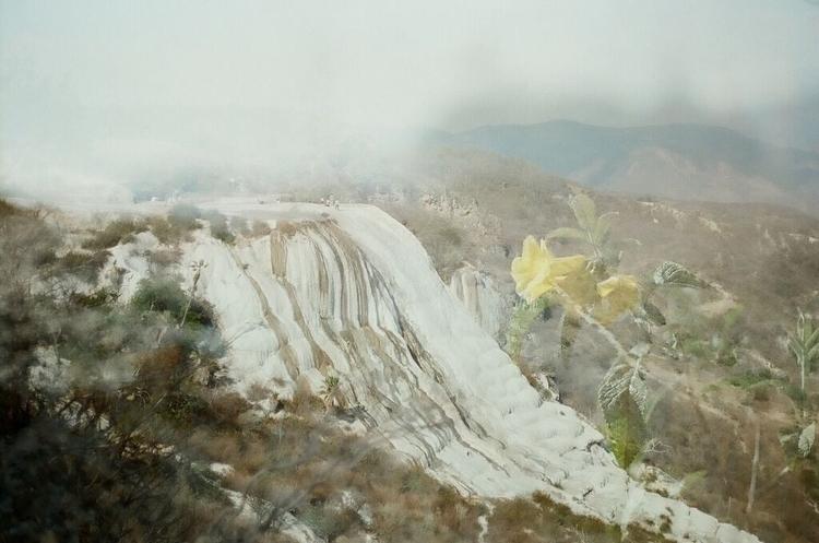Mexico, Oaxaca, hierveelagua - francislechiara | ello