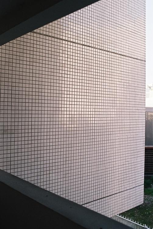 tiled, wall, paris, nikon, fm3a - paulie | ello
