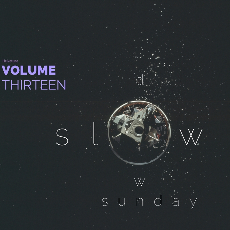 SLOWDOWN SUNDAY VOL. 13 Spend t - adachic | ello