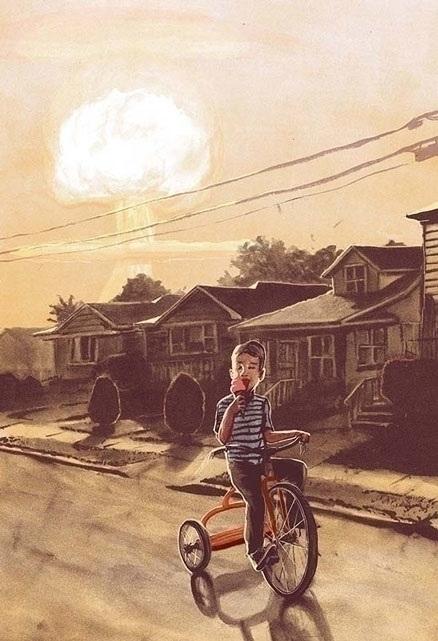 Doomsday Series, 2015 - art, artwork - dpagan | ello