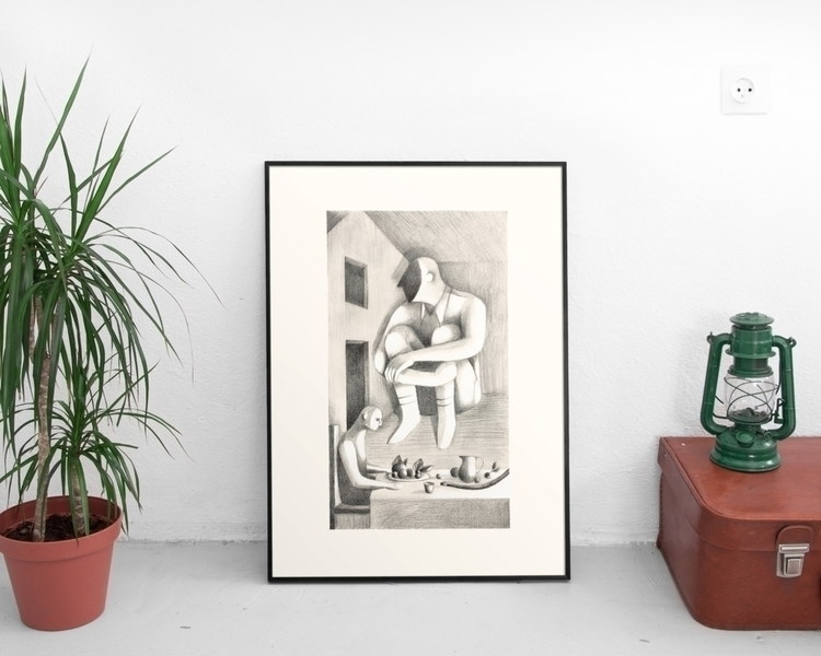 Doubt - originals, illustration - tereau | ello