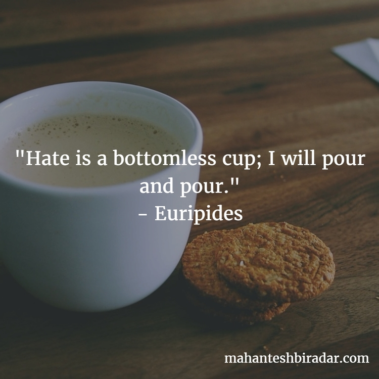 Hate bottomless cup; pour pour - dailyinspiration | ello
