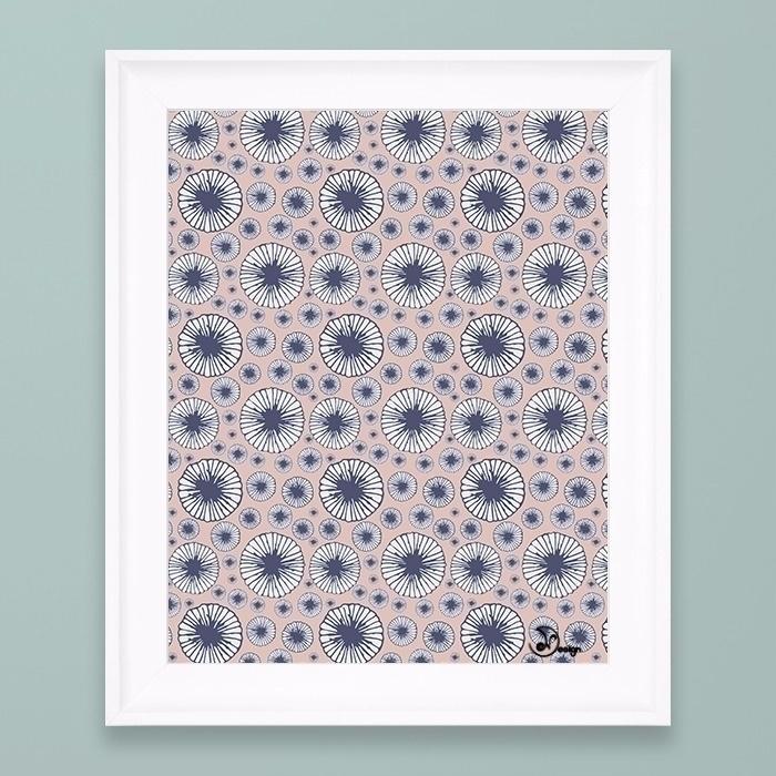 Candy Floral Pattern - pattern, texture - designdn | ello