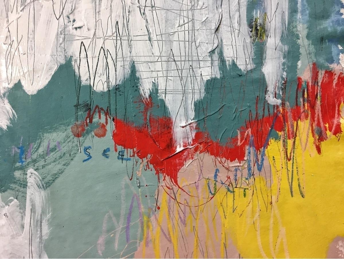 Layers - abstractart, contemporaryart - samo4prez | ello
