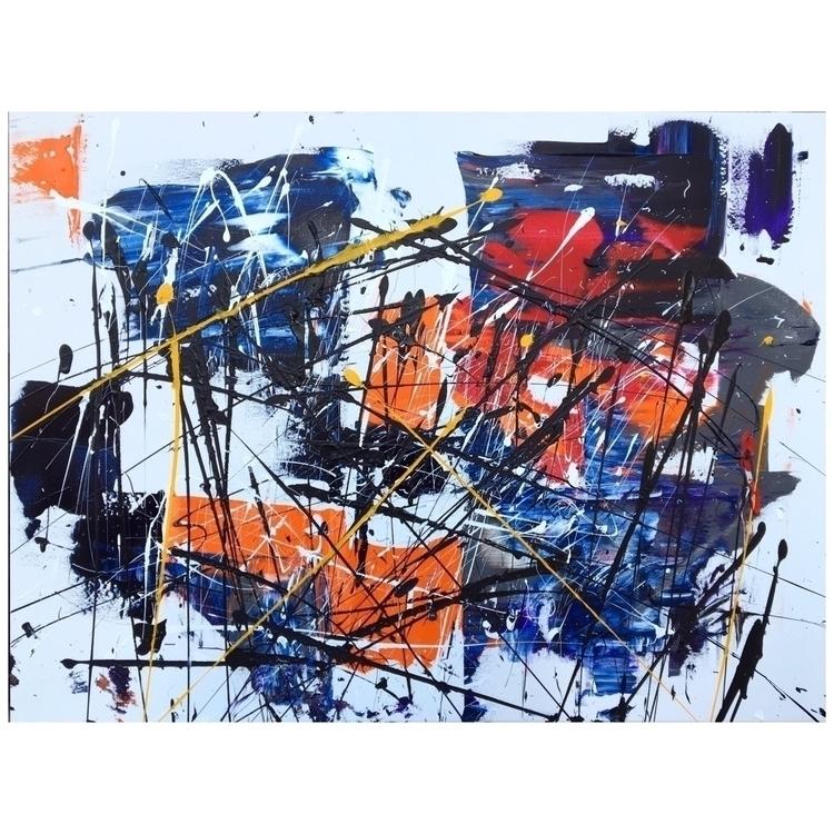 abstract, painting, artwork - marcovillard   ello