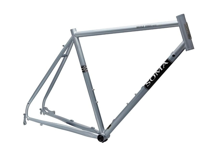 Double Cross Disc frames update - somafab | ello