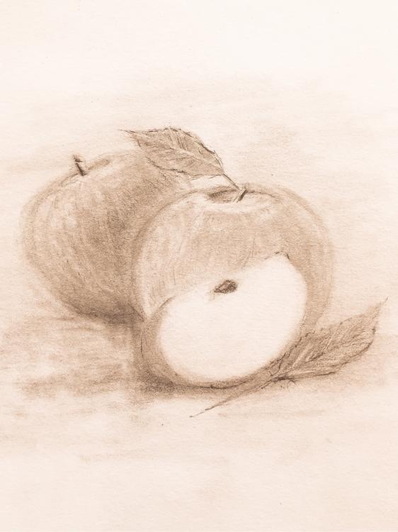 Apples - exinerartstudio | ello