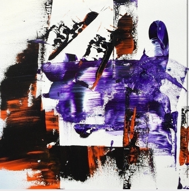 artwork, painting, abstract, art - marcovillard | ello