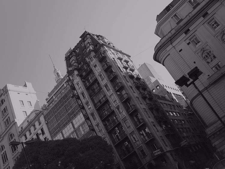 Buenos Aires, Argentina, 2007 - bn - gabrielnicolas | ello